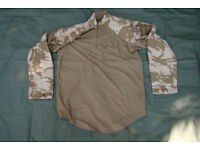 UNDER BODY ARMOUR COMBAT SHIRTS (UBACS) - Genuine British Army Issue