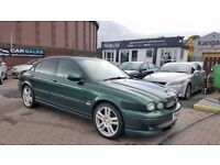 """ONE-OFF EXAMPLE"" JAGUAR X-TYPE 2.5 V6 SPORT (2006) - SALOON - NEW MOT -CLEAN CONDITION -HPI CLEAR!"