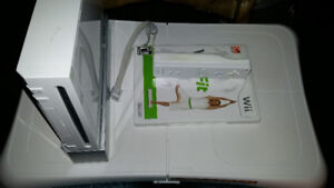Wii with Balance Board/Wii Fit