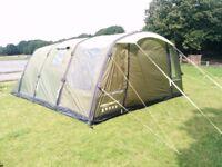 Urban Escape 6 man air tent used