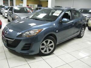 2010 Mazda MAZDA3 AUTO!!! FULLY LOADED!!! FULLY CERTIFIED!!!