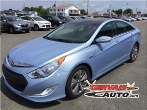 Hyundai Sonata Hybrid Limited Navigation Cuir Toit Ouvrant MAGS