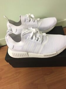 NMD R1 TRIPLE WHITE JAPAN (price is negotiable)
