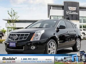 2011 Cadillac SRX Premium Collection SAFETY AND RECONDITIONED