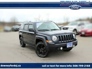 2015 Jeep Patriot Sport/North 4dr 4x4