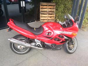 1998 Katana GSX600F