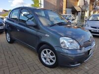 ★★🌴 Toyota Yaris 1.3, 2005 COLOUR COLLECTION VVT-I 5DR, FULL SERVICE HISTORY ★★🌴