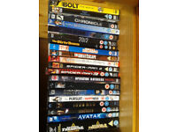 Selection of dvds for sale- £1 each