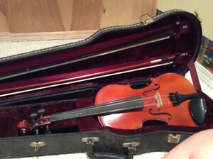 Violins and music for sale