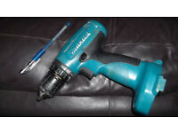 MAKITA drill 14,4 volt (BODY ONLY)