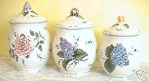 Looking for princess house canisters