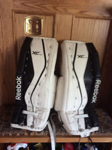 Youth Goalie Pads