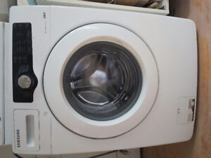 SamsungWF210ANW 4.0 cu. ft. Front Load Washer 27x38.3x31.5,