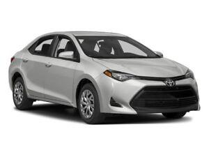 2017 Toyota Corolla LE CAMÉRA DE RECUL SIÈGES CHAUFFANTS 7 AVAIL