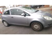 Vauxhall Corsa LIFE 1.2cc - Low Mileage and CHEAP TO RUN