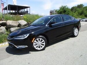 2016 Chrysler 200 C MODEL V6 (ONLY 100 KMS!! ORIGINAL MSRP $3798
