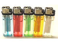 WANTED - Used Plastic Cigarette Lighters