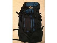 Low Alpine Rucksack- Alpine Attack ND 50