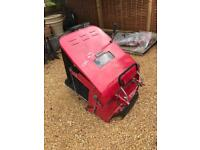 Westwood Lawnmower Grass Collector/Box