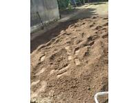 Quality Garden Top Soil FREE