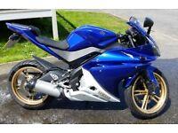 Yamaha r125 breaking spares or repair