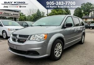 2015 Dodge Grand Caravan SXT PLUS, STOW N' GO, DVD, BLUETOOTH, B