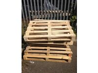 Wooden Pallets inc Euro Timber Upcycling Upcycle Recycle 12 Available Louth, Lincolnshire