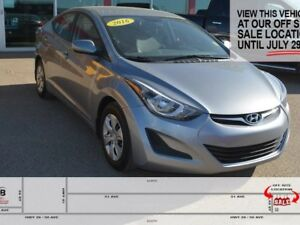 2016 Hyundai Elantra GL, UNDER 23,000 KMS, GREAT CONDITION