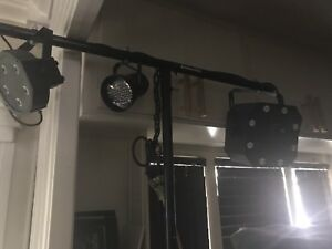 Rock band Stage Lights an Tri-pod stand