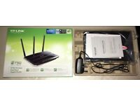 TP-Link N750 Wireless Dual Band Gigabit Router