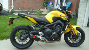 FZ 09 for  sale