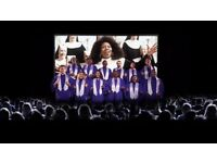 Sister Act Live Choir on May 19, 2018