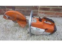 Stihl ts400 disc petrol disc cutter