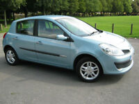 2008 08 REG Renault Clio 1.5dCi 68 Rip Curl 5 DOOR £30 ROAD TAX (SOLD)