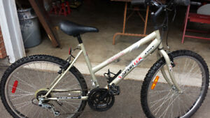 "26"" ridge runner bike"