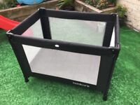 Baby travel cot excellent condition