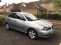 Seat Ibiza 1.2 1 Owner From New Only 48,000 Miles