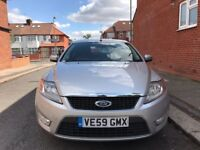 2009 Ford Mondeo 2.0 TDCi Zetec 5dr, Mint Condition, HPI Clear