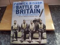 THE BATTLE OF BRITAIN BOOK AS NEW COST £25