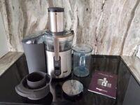Sage by Heston Blumenthal Nutri Plus Juicer