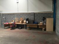 Various bits of office equipment/furniture available.