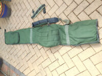 Fishing rod holdall good condition holds 6 rods