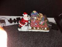 Fibre optic Christmas Ornaments