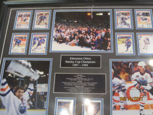 Edmonton Oilers Stanley Cup Picture For Sale