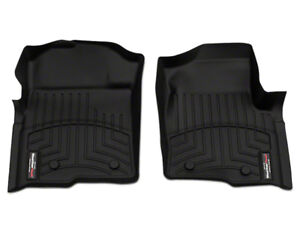 2009-2014 Ford F150 Weathertech Mats and K&N Filter 5.0L