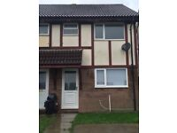 2 bed semi detached property with off road parking