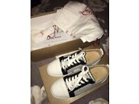 Men's Limited Edition Christian Louboutins (Genuine)