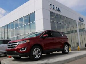 2017 Ford Edge 201A, SEL, CLOTH, REAR VIEW CAMERA, 3.5L V6