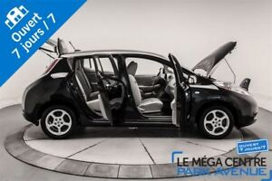 2012 Nissan LEAF SL, NAV, BANCS CHAUFFANTS, CAMERA DE RECULE