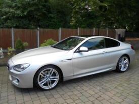 2013 13 REG BMW 640D M Sport Coupe - DIESEL